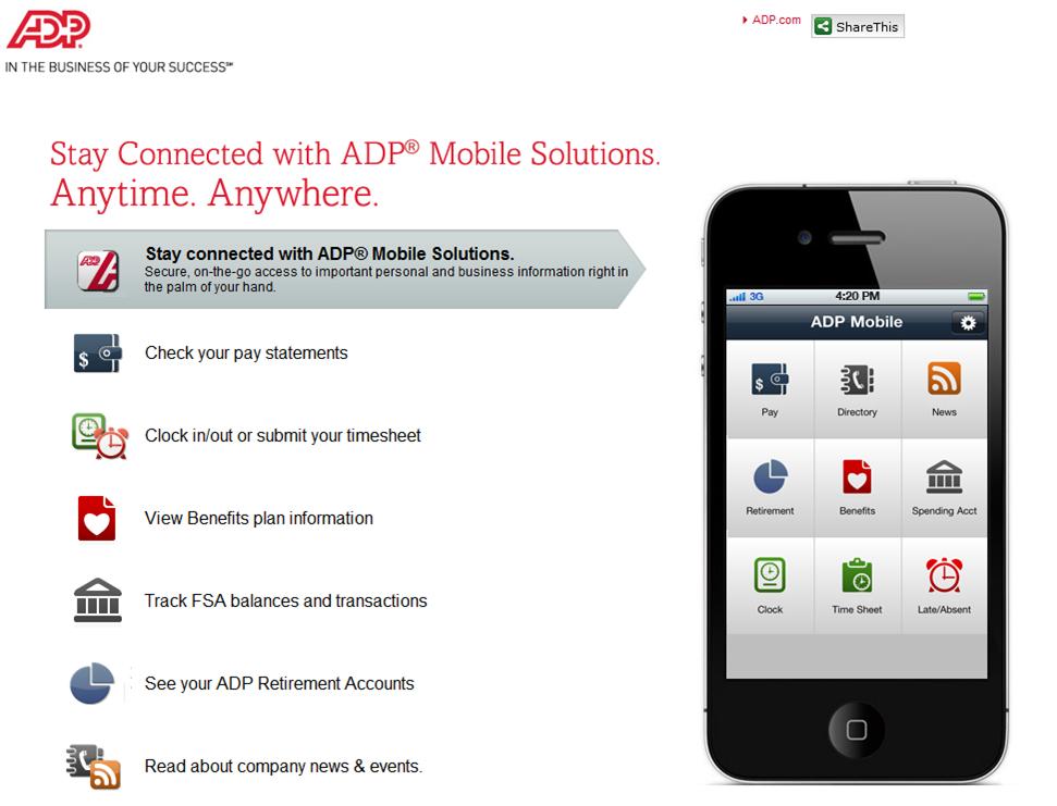 Guide for MyCard ADP Login & ADP Portal login online