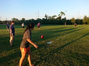 MultiView Kickball 2013