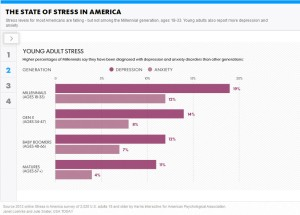 State of Stress In America 2