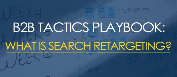 What is search retargeting?